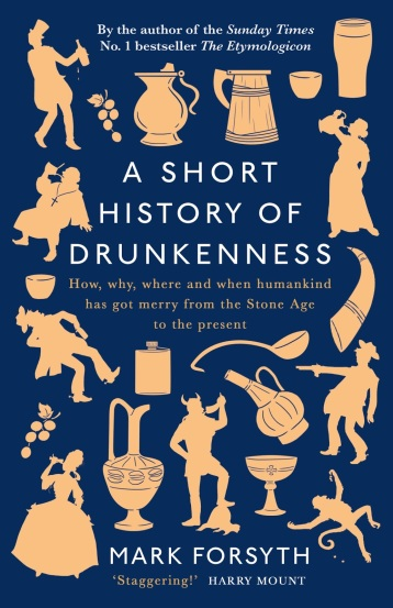 Drunkenness - book cover